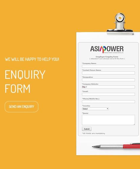 Asiapower Jobs | Jobs in Kuwait